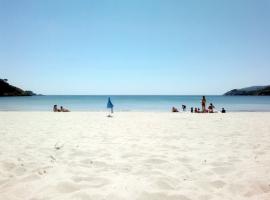 Playa de Estorde Camping Ruta Finisterre