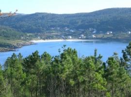 Situación Camping Ruta Finisterre